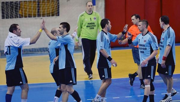 Dinamo, înfrângere acasă în liga naţională de handbal masculin