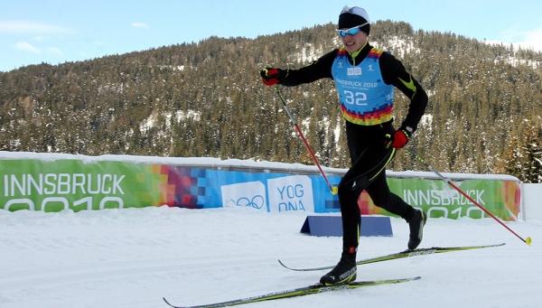 Paul Pepene, al doilea în Austria
