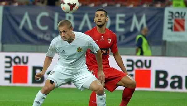 Remiză echitabilă între Vaslui și Dinamo