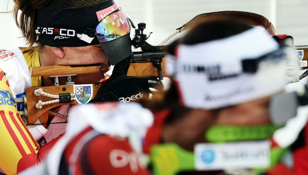 Cupa Mondială IBU la biatlon feminin, a treia zi