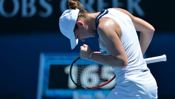 Australian Open: Simona a pornit marșul către top 10