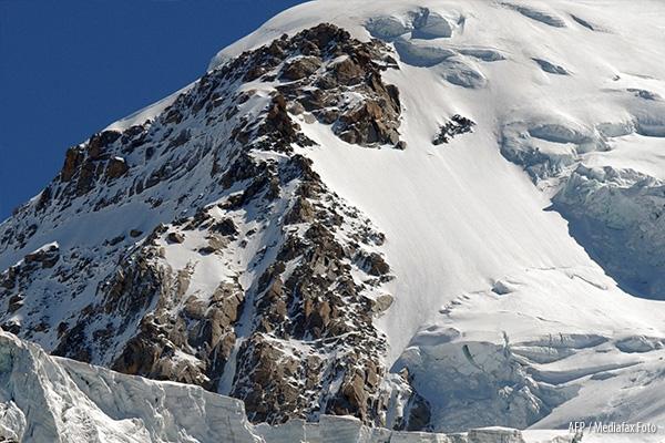 Doi alpinişti români pe vârful Aconcagua