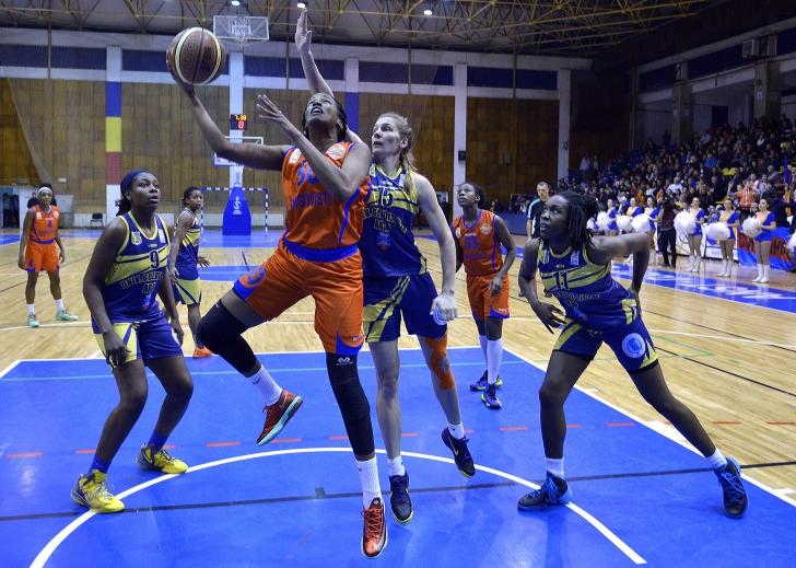Goldiş ICIM Arad, la prima înfrângere din campionat