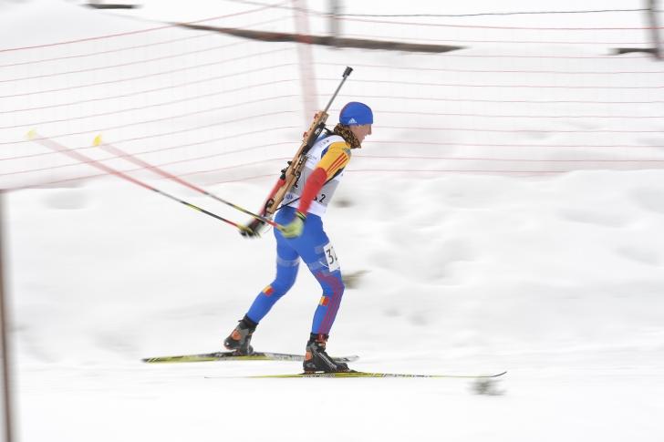 Campionatele Europene la final, schiurile şi armele în rastel