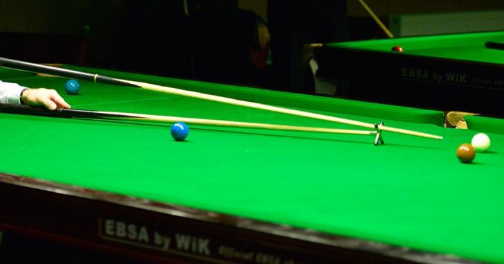 În weekend, etapa a 2-a a Ligii Naţionale de Snooker