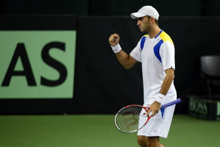 Horia și JJ joacă semifinală la Zagreb