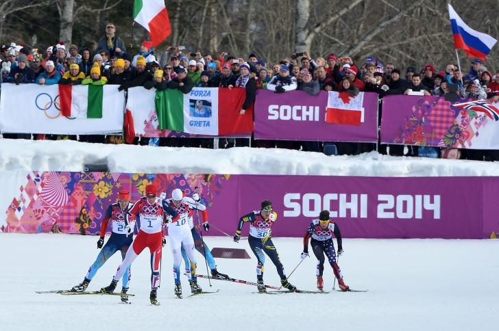 """La schi fond, sprint liber, """"stop JOc"""" în bloc"""
