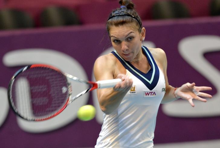 Simona Halep, în sferturi la Doha