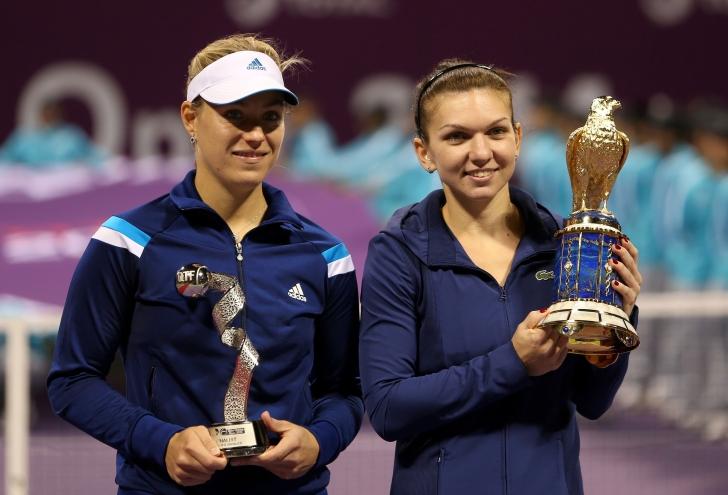 Halep câștigă Qatar Total Open 2014