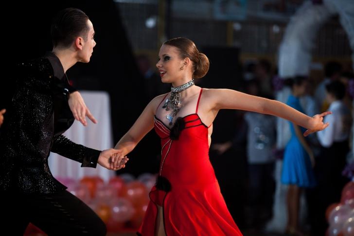 Dans sportiv în World Open, la Madrid