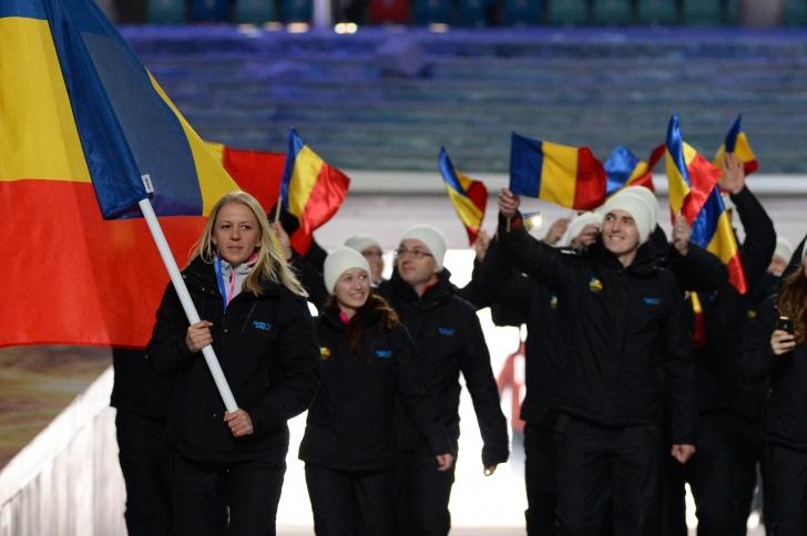 Bilanţul sportivilor români la Olimpiada 2014