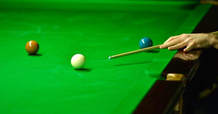 Mihai Vladu câştigă etapa a 2-a la snooker