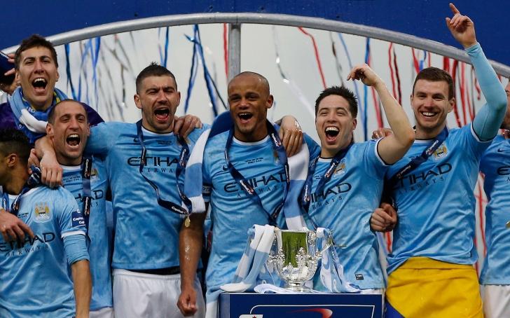 """""""Panti"""", al treilea trofeu cu Manchester City"""
