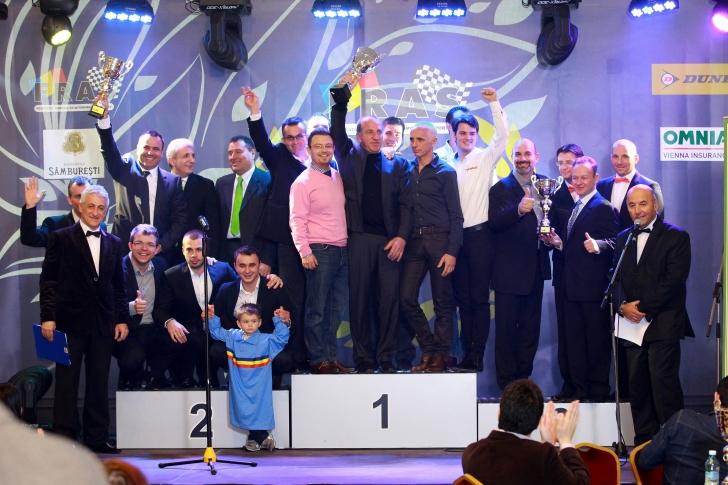 F.R.A.S. a premiat cei mai buni sportivi