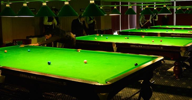 Liga Naţională de Snooker, etapa a 3-a