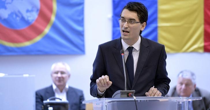 Răzvan Burleanu, noul președinte al FRF!