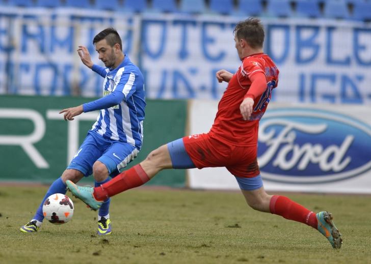 Liga a II-a, seria 2: Craiovenii împart punctele