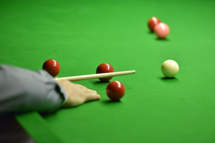 Rezultate din Liga Naţională de Snooker, etapa a 3-a