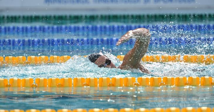 Campionatul Național de Înot, ziua a treia