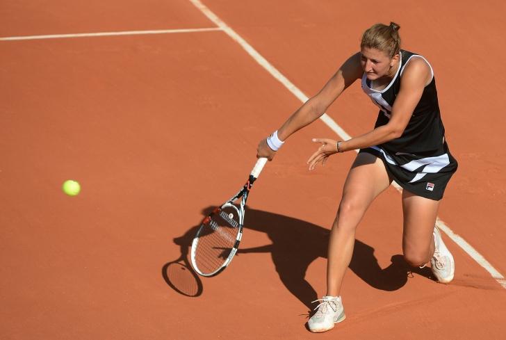 Irina Begu, în semifinală și în finală la Medellin