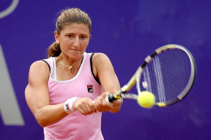 Trofeu de dublu pentru Irina Begu!