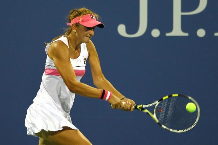 Irina, final de turneu la Bogota