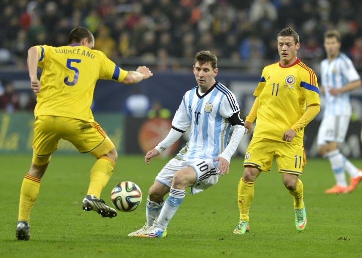 Naționala României a urcat pe locul 31 în clasamentul FIFA
