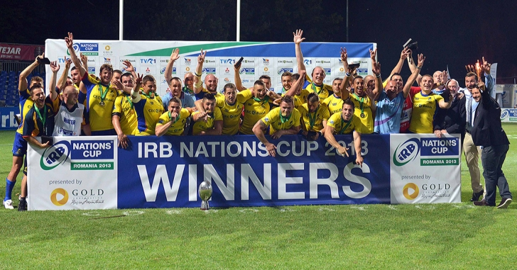 IRB Nations Cup din nou la București