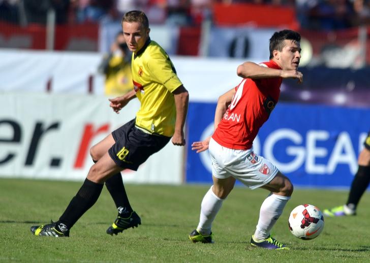 Dinamo sparge Piatra
