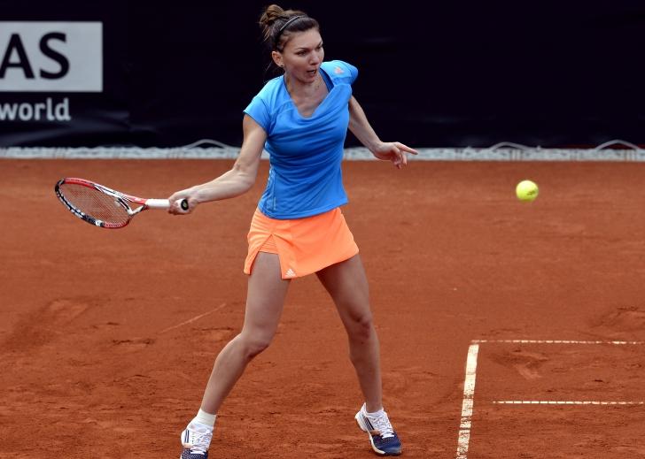 Simona părăsește turneul de la Stuttgart