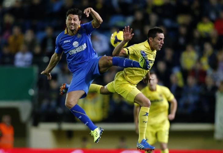 Marica, assist și eliminare în Getafe - Malaga