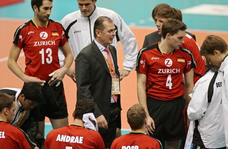 Stelian Moculescu și VFB Friedrichshafen aproape de un nou titlu în Bundesliga