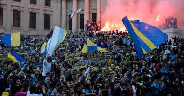 Peste 8.000 de fani la sărbătoarea Petrolului