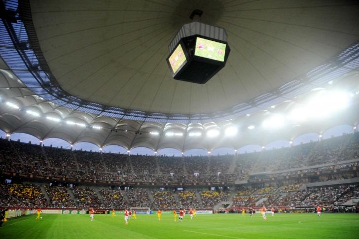 Arena Națională, locul 12 în topul celor mai scumpe stadioane construite în ultimii zece ani