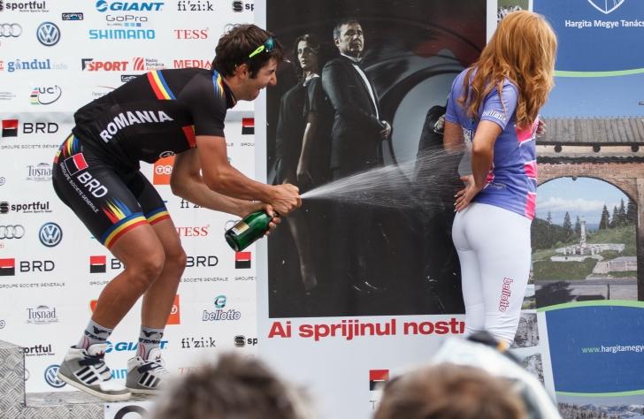 Carpathians Race: Eduard Grosu se menține pe doi la general și după etapa a 3-a