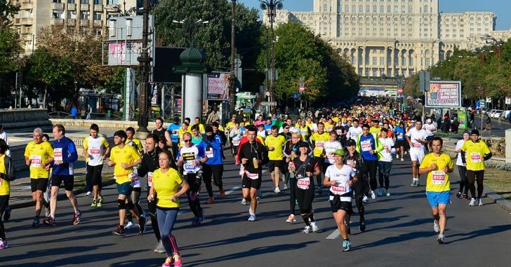 Peste 7.000 de alergători sunt așteptați la semi-maratonul internațional de la București