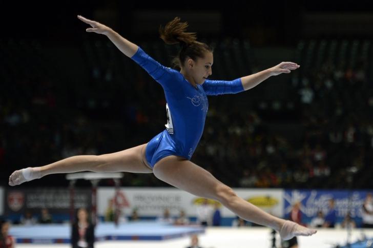 Larisa Iordache, în patru finale la CE de la Sofia