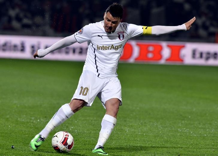 Budescu e cel mai bun pasator din Liga I