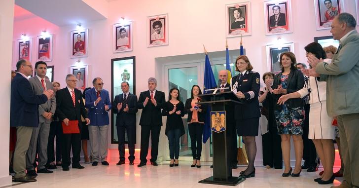 Muzeul Sportului Dinamovist și-a deschis porțile