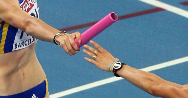 Record național la ștafeta feminină de 4X1500 de metri