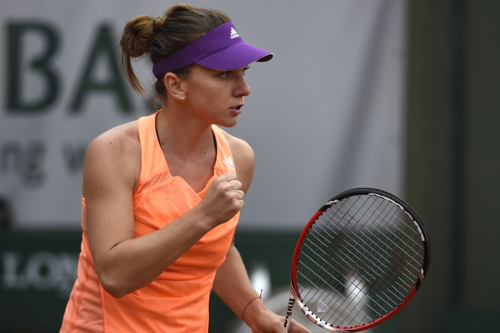 Roland Garros: Simona, câtă siguranță!
