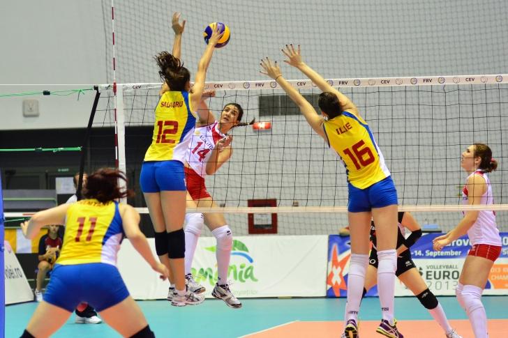 Preliminariile CE: România - Bosnia 3-0