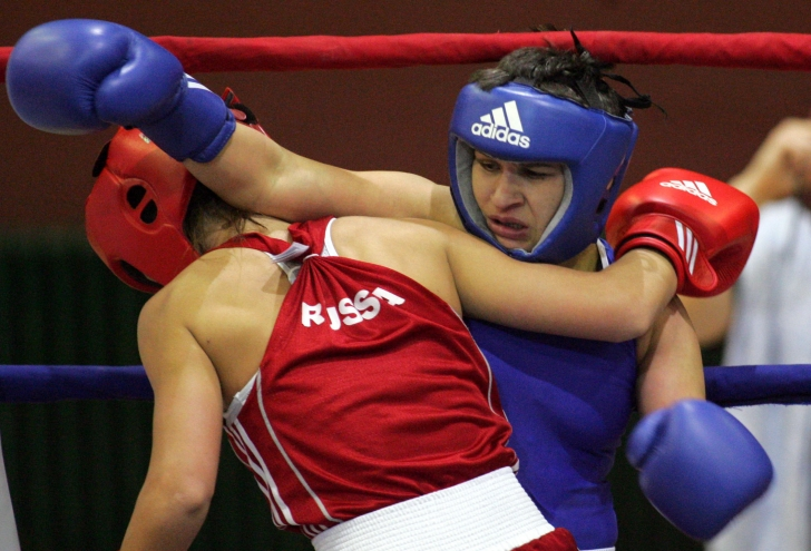 Patru victorii și două medalii azi la Campionatele Europene feminine