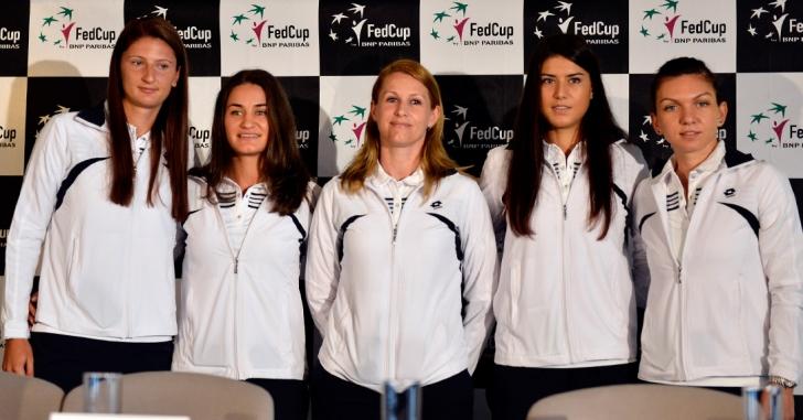 România - Spania în primul tur al Fed Cup