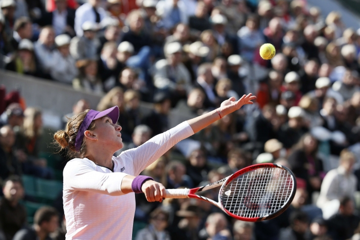 Roland Garros: O inimă mai mare decât racheta