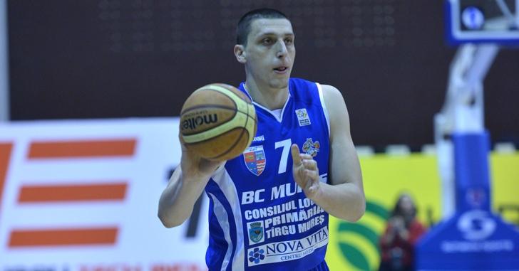 BC Mureș Tg. Mureș medaliată cu bronz în Liga Națională