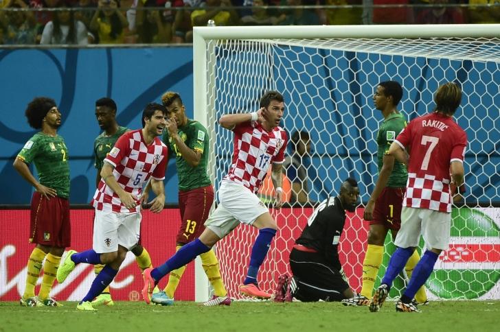 CM Brazilia 2014: Croația a îmblânzit Camerunul