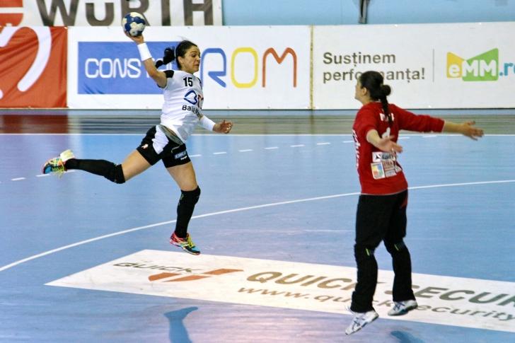 HCM Baia Mare direct în grupele Ligii Campionilor