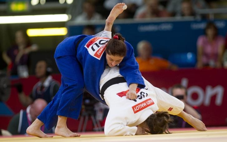 Corina Caprioriu, semifinală la Budapesta