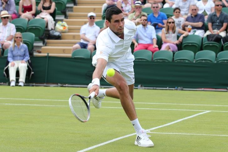Wimbledon: Hănescu cedează în fața lui Berdych